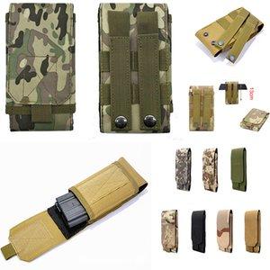 Tactical Phone Pouch Belt Hook Holster Waist Case For Nomu T20 S30 S10 Pro M8 S50 Pro M6 T18 S10 Pro S30 Mini Doro 8035 8040