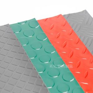 Workshop car corridor stair bathroom pet mat waterproof anti-skid carpet herringbone pattern plastic plastic PVC floor mat