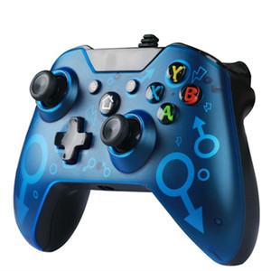 Os mais recentes com fio N-1 XBOX um controlador Gamepad preciso Polegar Joystick Gamepad para XBOX UMA 5 cores