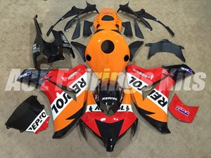 New ABS motorcycle whole Fairings Kit Fit For HONDA CBR1000RR 2008 2009 2010 2011 08 09 10 11 Hot sales Repsol