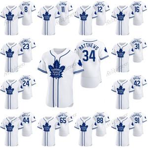 Toronto Maple Leafs Tyler Bozak 2020 Hockey X Crossover Jersey Jake Muzzin Patrick Marleau Mitchell Marner Auston Matthews