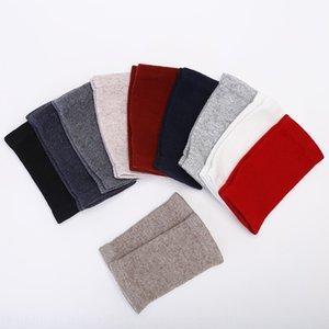 Nuovo wristband caldo Aria condizionata sport manica di lana di lana a maglia colore caldo solido protezione cashmere Elbow Room aria condizionata