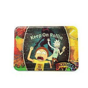 2016 Tray Metal Tobacco Grinder High Quality Cartoon Rolling Tray Metal Tobacco Tray Metal Coupons Online Same Day Shipping Simple mmj2010 v