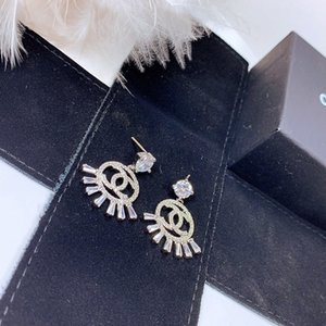 2020 high quality fashion jewelry ladies earrings with party dresses best jewelry charm gorgeous stud earrings POMNQCX1