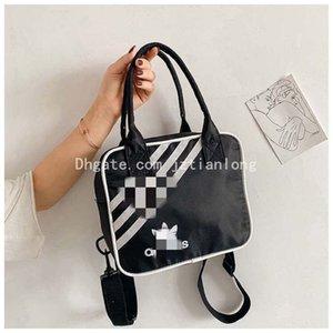 2020 New High Quality Nylon Messenger bag Men Women Fashion Stripe Outdoor Bag Large Capacity Daily Sport Bags
