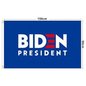 JOE BIDEN выборы флаг 90x150cm Американский президентские выборы флаг красочные Байден сад выборов баннер DHE649