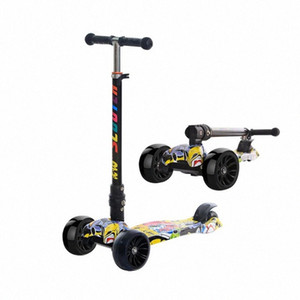Bikes Scooter Gift for kids Fun Exercise Toys Scooter Children Kick GKvh#