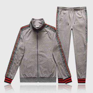 2020 Designer Tracksuit Men Luxury Sweat Suits Autumn Brand Mens Jogger Suits Jacket + Pants Sets Sporting Suit Hip Hop Sets High Quality