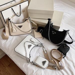 Французский багет сумка 2020 новый модный иностранный стиль небольшой мешок Underarm мешка женщин