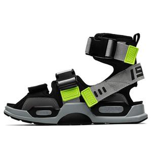 romen klasik gladyatör adam verano sandalet ete yaz sandale platform ayakkabılar deri çevirme Homme slaytlar para sandalet mens flop