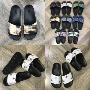 Dener Kadınlar Sandal Slaytlar Ig Kalite PU Leater Sandalet Bayan Fasion Elbise Ig Eel Terlik Sandal Boyut 36-40 L30 # 560 # 533 # 692