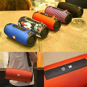 TG125 Portable Mini Speaker Wireless Bluetooth With Hook Strap High Sound Quality Bass Subwoofers HIFI Music Player