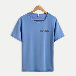 Rosamond Lioyal 2020New Frau Designer-T-Shirts beiläufige frische weiche Kleidung für die klinische Hypnotherapie Wear It Take Annoyance Auswärts T005X003