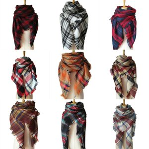 Mens 12 Styles Geometric Cashmere Like Scraf Free Shipping Winter Classic Business Shawls1#542