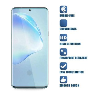 High Quality Screen Protector Tempered Glass for Samsung Note 10 9 8 S10 S9 S8 Pro 2.5D 9H 0.3mm Full Cover Shockproof HD