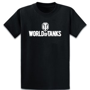 Funny Hip Hop Top World Of Tanks T Shirt Interesting Pictures Cotton Summer Style Basic Solid O-Neck Designer Authentic Shirt