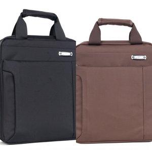 OL düz belirtilmeli gidip 13F4U su geçirmez dizüstü bilgisayar bilgisayar naylon kumaş 13 inç laptop çantası omuz çapraz çanta dikey evrak