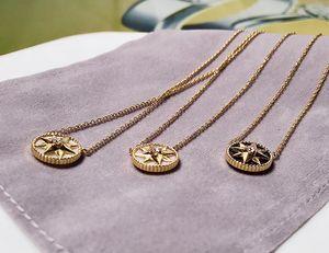 Ten Dongducheon 925 sterling silver gold-plated bracelet diamond compass eight Mans star compass disk stack wear OL temperament wild