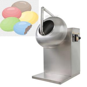 Hot vente de haute qualité Mini sucre Enrobeuse arachide au chocolat machine d'enrobage de comprimés revêtement prix de Pan