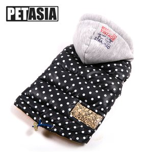 Dog Clothes Winter Pet Jacket Dogs Pets Clothing Fashion Coat Warm Waterproof Cloth Outfits For Chihuahua Bulldog Small Puppy T200624