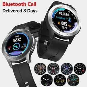 """W68 Smart Watch Men Women 1.3"""" Bluetooth Call Full Touch Fitness Tracker Sport Sleep Heart Rate Monitor Wristband Samrtwatch For IOS Android"""