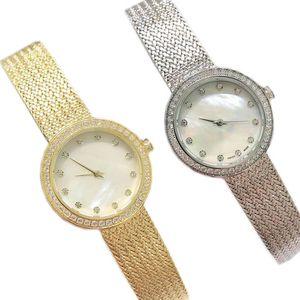 New fashion womens watches diamond bezel quartz movement stainless steel bracelet ladies wristwatch montres de luxe pour femmes
