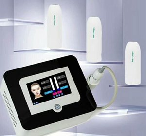 New Arrival Vmax HIFU Face Lift Wrinkle Removal Machine Vmax Anti Aging V-Max Therapy Device with 3 cartridges CE