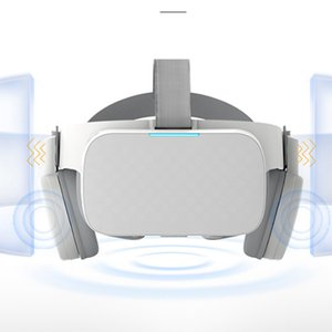 BOBOVR X6 Все в одном VR очки виртуальной реальности бинокулярный 4K HD VR Headset Android 2GB / 16GB LCD Складная 3D шлем T200517