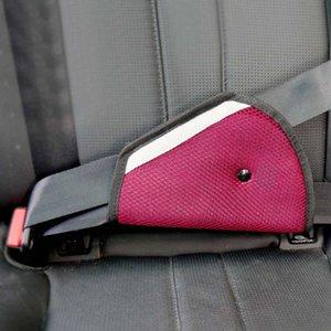 MAHAQI الغلاف سلامة السيارات الكتف حزام حزام الضابط أحزمة مقعد يغطي أسلوب خفيفة الوزن للأطفال سهلة التركيب الساخن S ICpz #