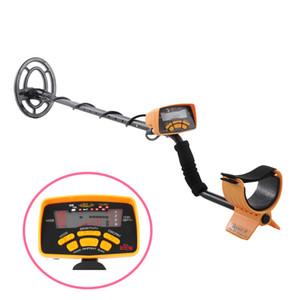 Detector de metales profesional de alto rendimiento detector de metales subterráneo MD6250 Tres Modo de detección monedas joyería Todos los metales