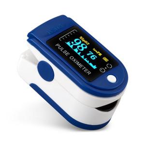 Im Lager Haushalts Fingertip Pulsoximeter Schirm OLED 50D Display mit CE Battery Power heißere Verkaufsprodukte DHL