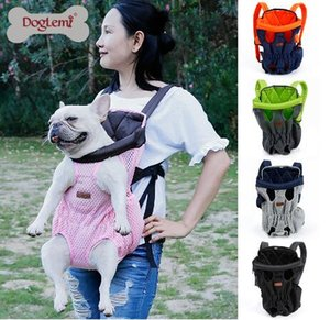 Pet dog carrying backpack travel Shoulder large Bags carrier Front Chest Holder for puppy Chihuahua Pet Dogs Cat accessories GB1282