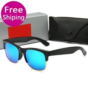 Printed Sunglasses for Men and Women Outdoor ray Sport Sun Glass Eyewear Designer ban Sunglasses Men Fashion Glasses free shopping