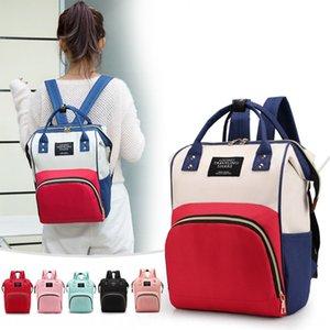 Maman Sac 2019 nouveau sac à dos coréenne femme multi-fonction Baoma le sac à mère et le bébé d'attente grand sac à dos de capacité