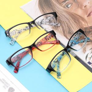 Reading Glasses Men Women Hinge Resin Presbyopic Glasses Eyewear Fashion Glasses For Sight Diopters +1 +1.5 +2 +2.5 +3 +3.5 +4
