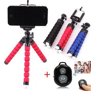 Heiße verkaufende Mini flexibler Stativ Selfie Telefon-Halter-Klipp für iPhone Xiaomi Huawei Samsung mit Opp Beutel