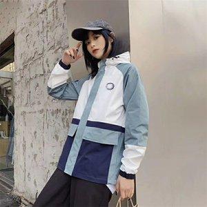 디자이너 여성 자켓 가을 얇은 스포츠 윈드 패션 하이 엔드 품질 편지 여성의 재킷 자켓 새 목록 크기 M-2XL