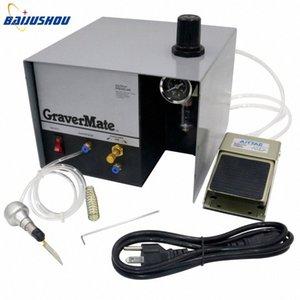 110V / 220V máx más grave, Graver ayudante, grabador grs Mate, joyería grabado de la máquina, herramientas de la joyería que hace el equipo Q82u #
