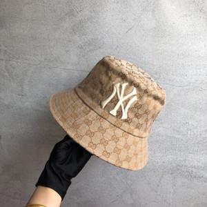 2020 новый Оптовая ВС Bucket Hat защиты Рыбалка Боб Boonie Ковш шапки Летние шапки Складная Бич ВС Visor Складной Man Bowler Cap