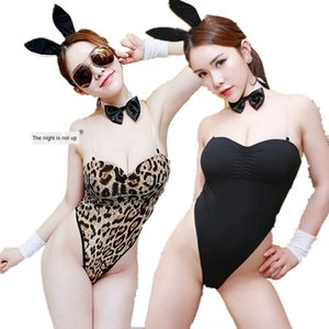 Notte Underwear Bar non è pieno biancheria intima sexy puro coniglio uniforme discoteca tentazione hip bar sexy ragazza coniglio