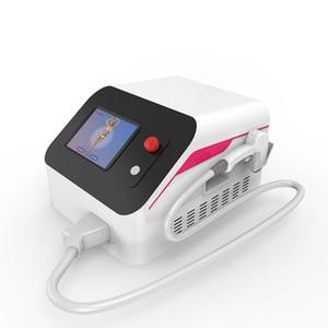 Sistema de la máquina de depilación Lazer 808NM DIODE LASER Cuerpo facial Tratamiento láser profesional Profesional Equipo de depilación permanente permanente