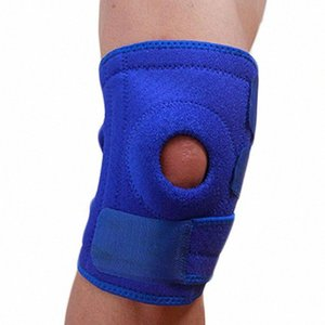 무릎 중괄호 신축성 내구성이 뛰어난 폴리 에스테르 솜을 방지 관절염 마운틴 스포츠 스포츠 산 무릎 가드 패드 OszT 번호