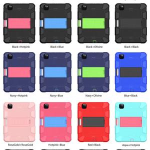 iPad case 7th Generation 10.2 T510 ipad pro 11 mini 5 4 air 2 iPad pro 9.7 newiPad 9.7 2018 T387 T290 T307 Tablet PC Case