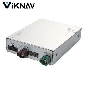 Car DVD Multimedia Player GPS de Navegação Decoding Box For- ID7 2020+ Android System Interface Vídeo