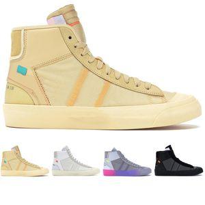 2020 HOTSALE السترة منتصف الأزياء أحذية رجالي جميع يقدس حواء غريم ريبر الملكة الأبيض إمرأة مريحة المدربين تنفس حجم 36-45