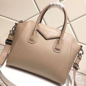 Fashion Bag Tote Bag Designer Shoulder Bags Real Leather Handbags Fashion Crossbody Bag Female Business Messenger Bags Purse
