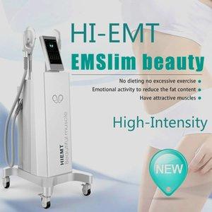 Emslim Hifem Bodybuilding-Maschine Emslim Muscle Electro Magnetic Muskel Stimulation Maschine Shock Wave zum Verkauf