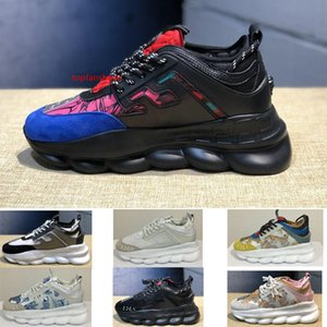 2020 The 2Chainz Chain Reaction trainer Running Shoes sport sneaker for Women Men Euro size 36-44