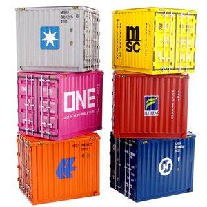 Iron retro arts iron decoration Container Tissue Box Antique classical container model case