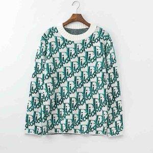 2020 Brief Dame Loose Sweatshirt New Medusa Pullover Herren-Pullover-Strickjacke Blumen-Strickjacke-Winter-Strickjacke Männer und Frauen Kle
